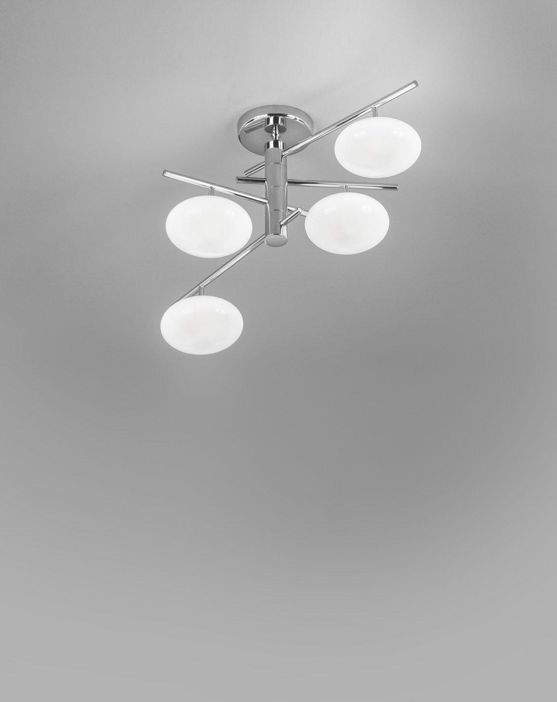 Dolce Hanglamp 4 Lichtbronnen