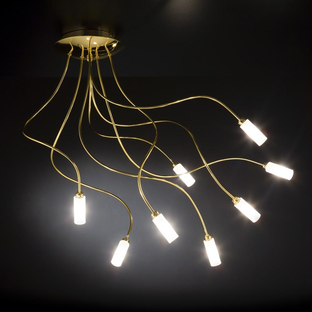 Free Spirit Hanglamp 8 Lichtbronnen