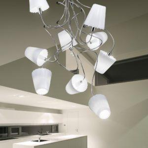 Aria Ø 80 cm Hanglamp