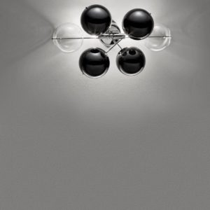 Atom Wandlamp