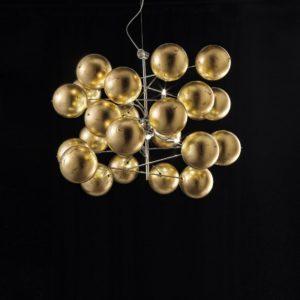 Atom Ø 80 cm Hanglamp