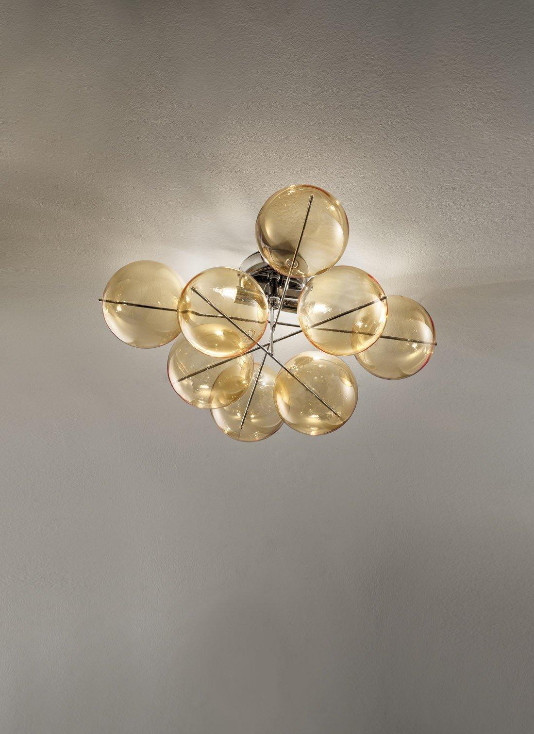 Atom Ø 40 cm Plafondlamp