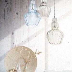 Eustoma Hanglamp Blauw
