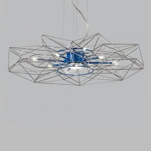 Altatensione Ø 90 Hanglamp
