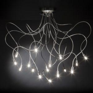 Free Spirit Hanglamp 16 Lichtbronnen