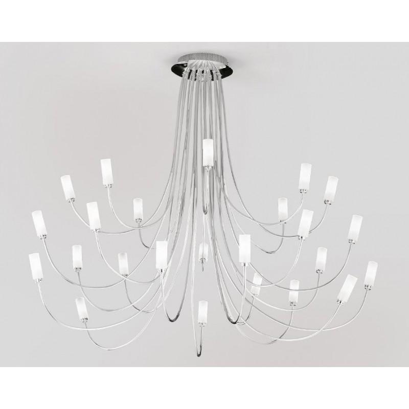 Free Spirit Hanglamp 24 Lichtbronnen