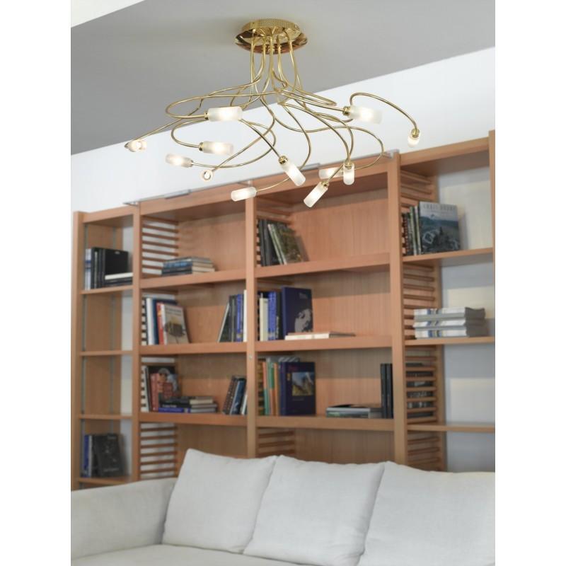 Free Spirit Hanglamp 12 Lichtbronnen